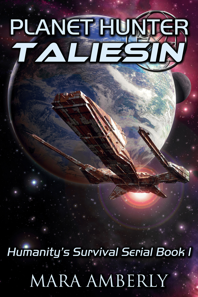 Planet Hunter Taliesin Cover