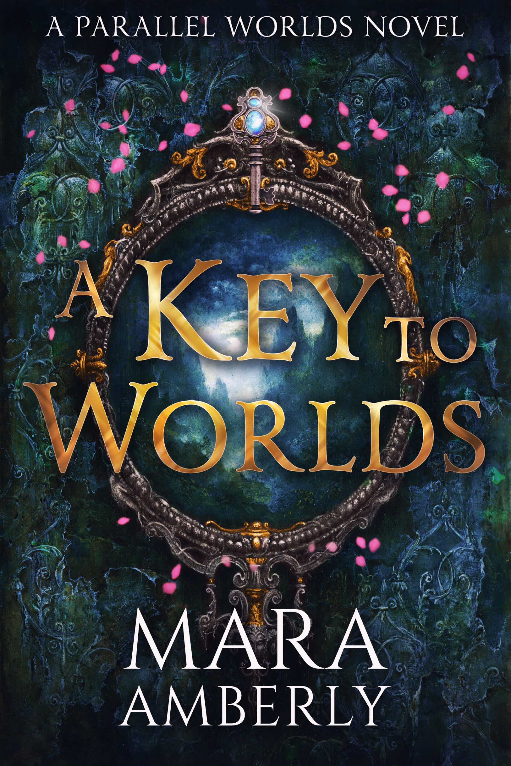 A Key to Worlds Book Cover