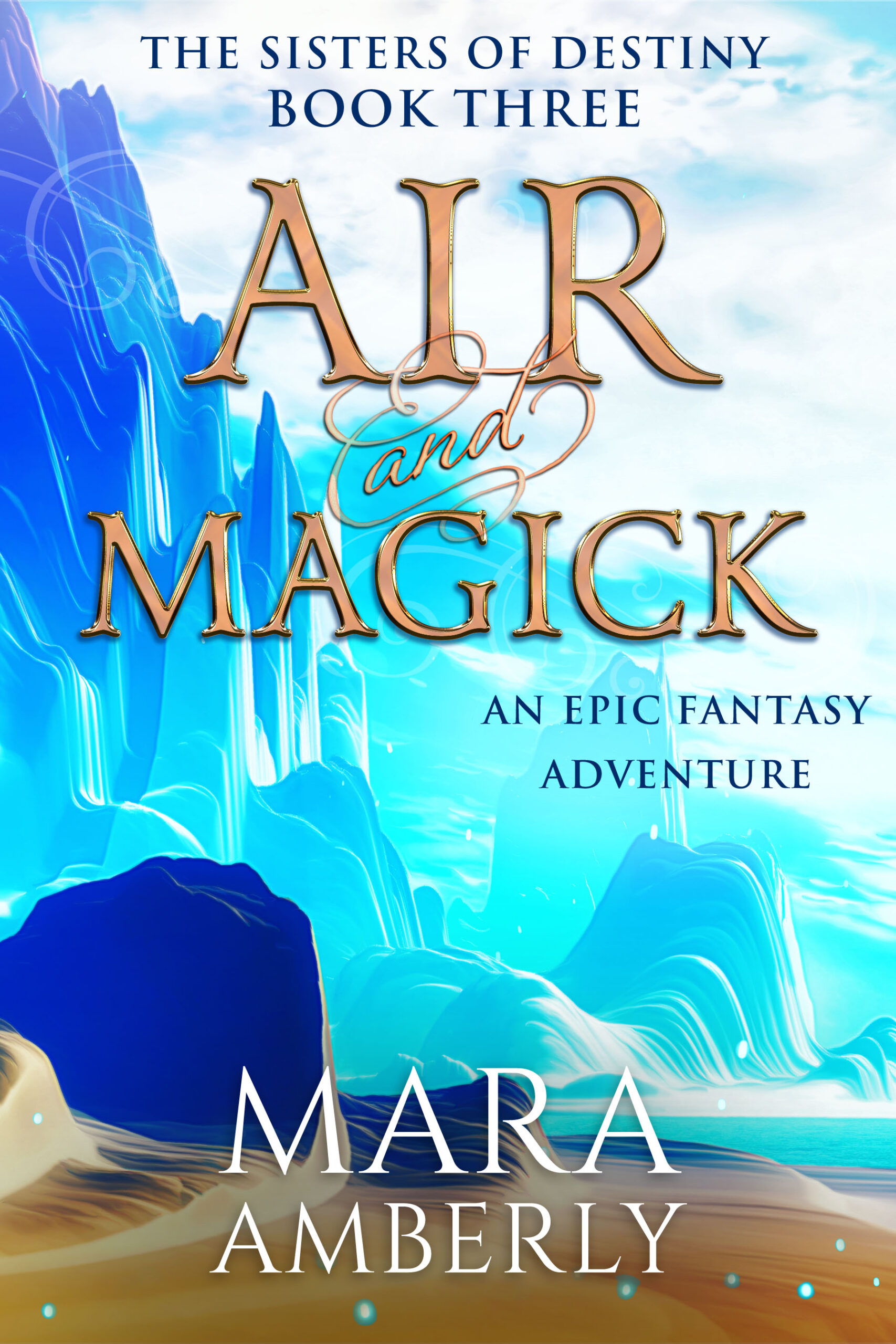 Air and Magick Book Cover