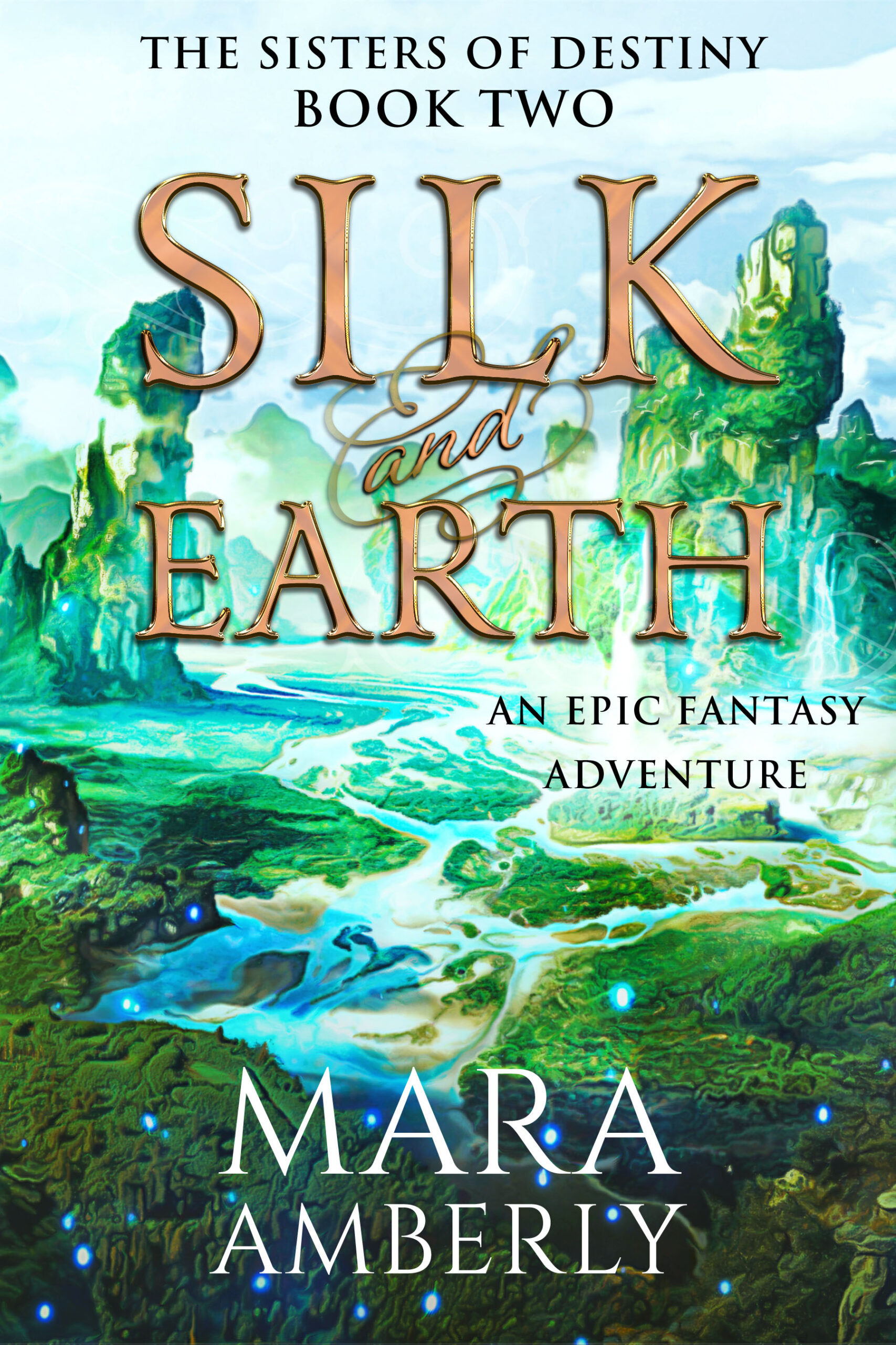 Silk and Earth Book Cover