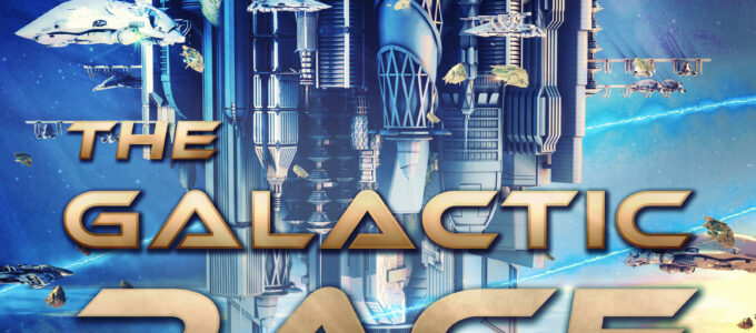 The Galactic Race Book Cover