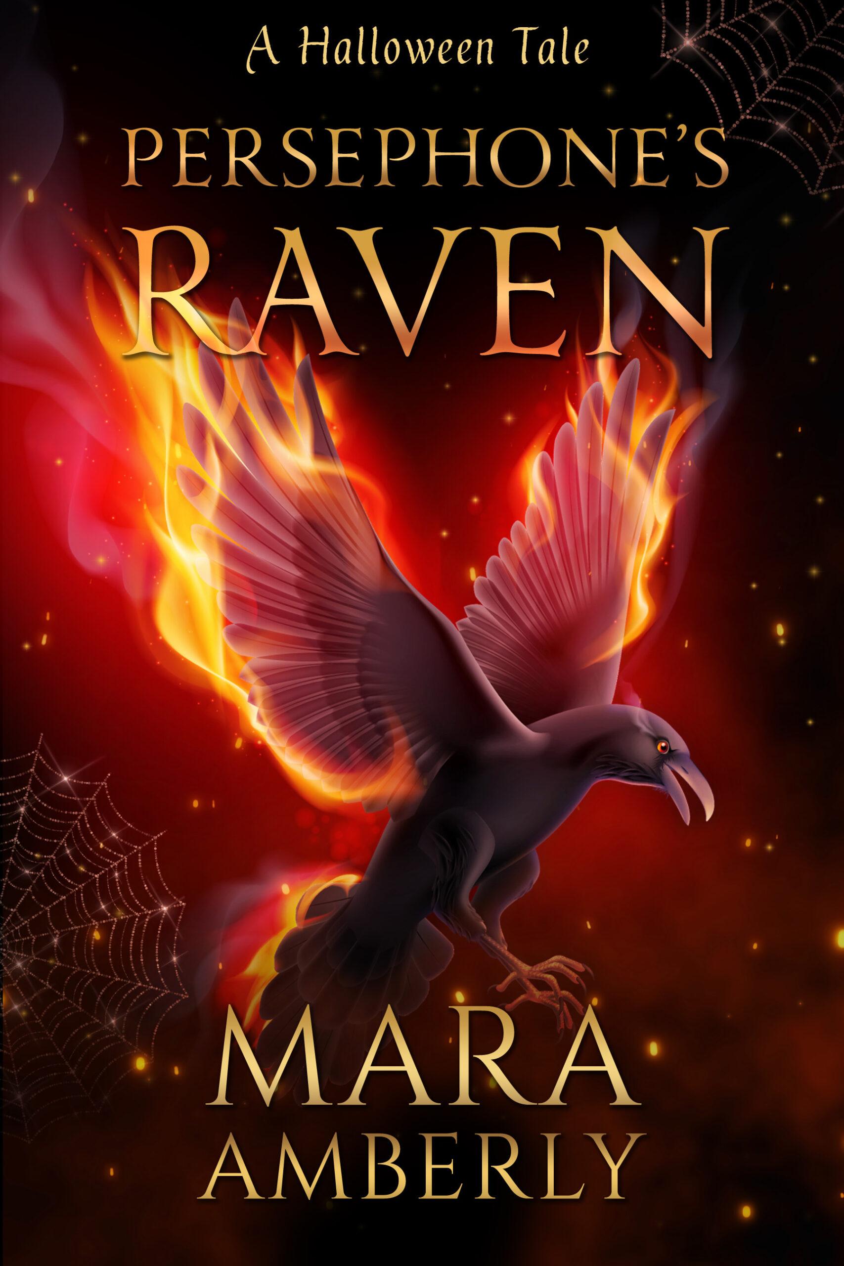 Persephone's Raven Book Cover